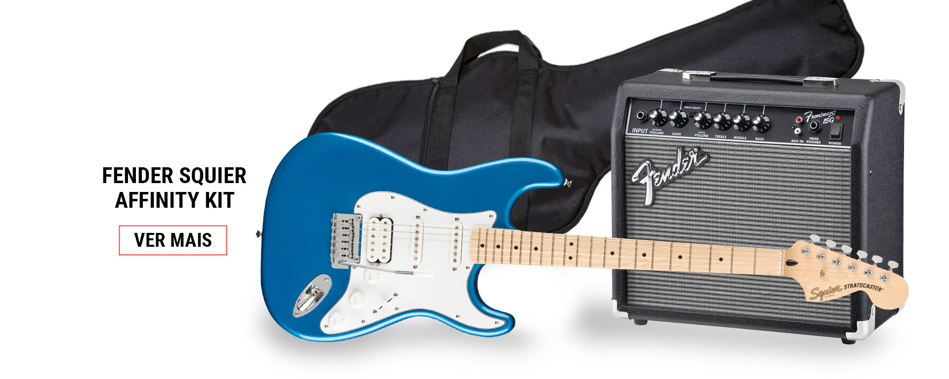 Kits Squier Affinity