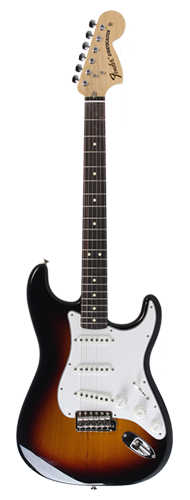 GUITARRA FENDER 70S STRATOCASTER 013-7000-300 3-COLOR SUNBURST