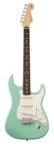 GUITARRA FENDER SIG SERIES JEFF BECK 011-9600-857 SURF GREEN
