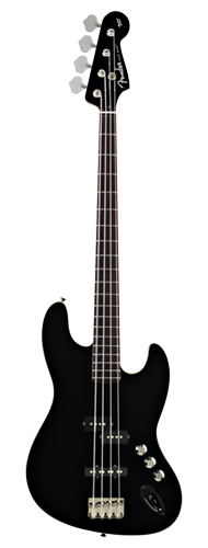 CONTRABAIXO FENDER AERODYNE JAZZ BASS 025-4505-506 BLACK