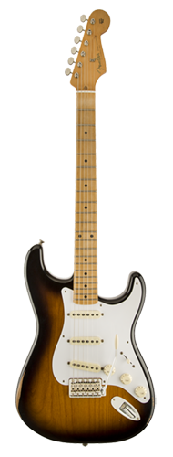 GUITARRA FENDER ROAD WORN 50 STRATOCASTER 013-1012-303 2-COLOR SUNBURST