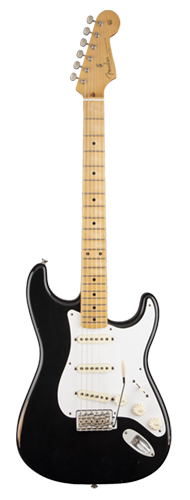 GUITARRA FENDER ROAD WORN 50 STRATOCASTER 013-1012-306 BLACK