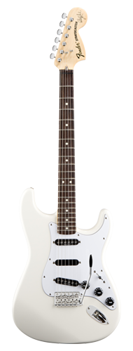 GUITARRA FENDER SIG SERIES RICHIE BLACKMORE STRATOCASTER 013-9010-305 OLYMPIC WHITE