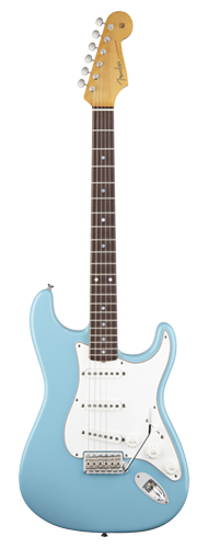 GUITARRA FENDER SIG SERIES ERIC JOHNSON STRATOCASTER 011-7700-897 TROPICAL TURQUOISE