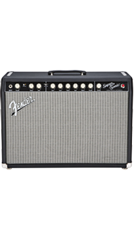 COMBO FENDER SUPER-SONIC 22 BLACK - 216-0000-000