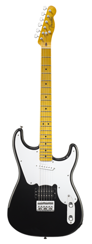 GUITARRA FENDER PAWN SHOP 51 STRATOCASTER 026-6002-306 BLACK