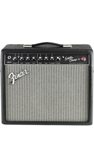 COMBO FENDER SUPER-CHAMP X2 - 222-3000-000