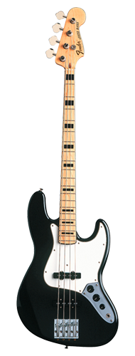 CONTRABAIXO FENDER SIG SERIES GEDDY LEE JAZZ BASS 014-7702-306 BLACK