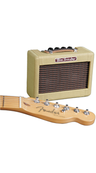 MINI AMPLIFICADOR FENDER MINI '57 TWIN AMP - 023-4811-000