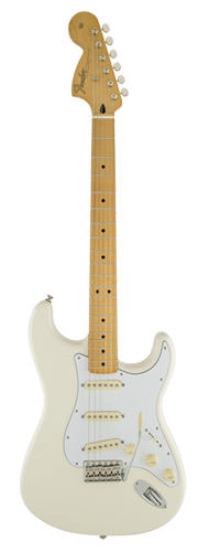 GUITARRA FENDER SIG SERIES JIMI HENDRIX STRATOCASTER 014-5802-305 OLYMPIC WHITE