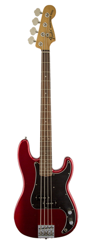 CONTRABAIXO FENDER SIG SERIES NATE MENDEL P BASS 014-2500-309 CANDY APPLE RED