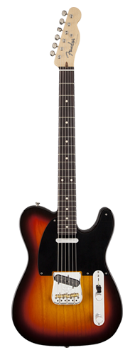 GUITARRA FENDER TELECASTER CLOSET CLASSIC PRO 150-1800-800 FADED 3-COLOR SUNBURST