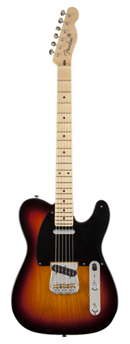 GUITARRA FENDER TELECASTER CLOSET CLASSIC PRO 150-1802-800 FADED 3-COLOR SUNBURST