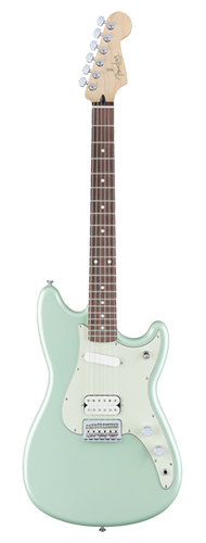GUITARRA FENDER 014 4020 - OFFSET DUO-SONIC HS RW - 549 - SURF PEARL