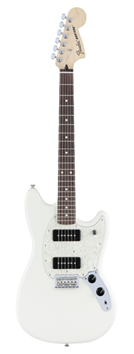 GUITARRA FENDER OFFSET MUSTANG 90 RW 014-4040-505 OLYMPIC WHITE