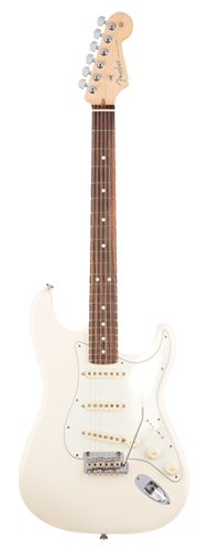 GUITARRA FENDER 011 3010 - AM PROFESSIONAL STRATOCASTER RW - 705 - OLYMPIC WHITE