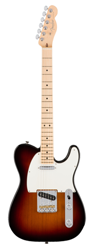 GUITARRA FENDER 011 3062 - AM PROFESSIONAL TELECASTER MN - 700 - 3-COLOR SUNBURST