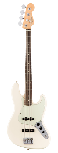 CONTRABAIXO FENDER AM PROFESSIONAL JAZZ BASS ROSEWOOD 019-3900-705 OYMPIC WHITE