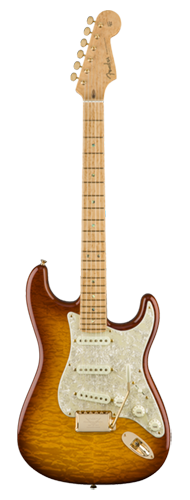GUITARRA FENDER STRATOCASTER J.W. BLACK FOUNDERS DESIGN 923-5000-596 TOBACCO BURST