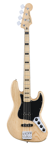 CONTRABAIXO FENDER DELUXE ACTIVE JAZZ BASS ASH MN 014-3512-321 NATURAL
