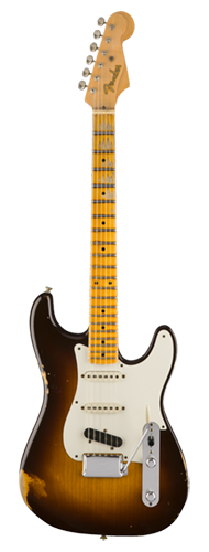 GUITARRA FENDER STELECASTER GENE BAKER FOUNDERS DESIGN 923-5000-602 CHOCOLATE 2-COLOR SB