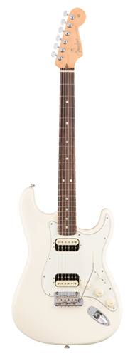 GUITARRA FENDER 011 3050 - AM PROFESSIONAL STRATOCASTER SHAWBUCKER HH RW - 705 - OLYMPIC WHITE