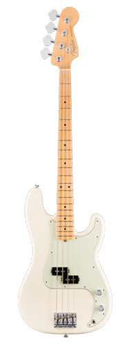 CONTRABAIXO FENDER AM PROFESSIONAL PRECISION BASS MAPLE 019-3612-705 OLYMPIC WHITE