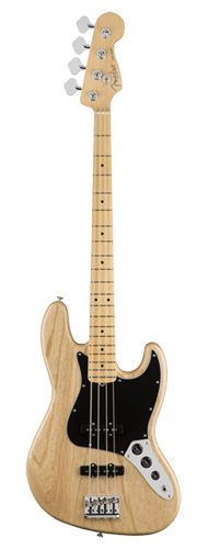 CONTRABAIXO FENDER AM PROFESSIONAL JAZZ BASS ASH MAPLE 019-3902-721 NATURAL