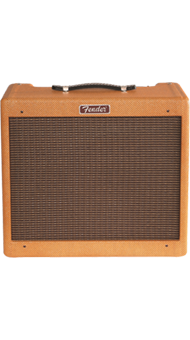 COMBO FENDER BLUES JUNIOR LTD LACQUERED TWEED - 021-3205-700