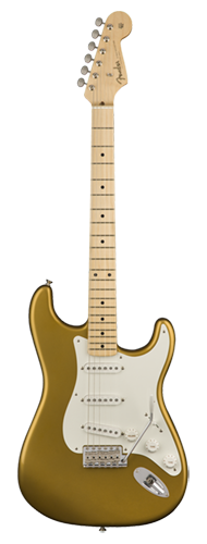 GUITARRA FENDER 50S AM ORIGINAL STRATOCASTER MN - 011-0112-878 - AZTEC GOLD