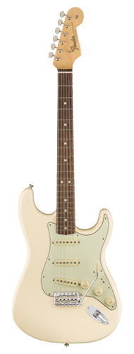 GUITARRA FENDER 60S AM ORIGINAL STRATOCASTER RW 011-0120-805 OLYMPIC WHITE