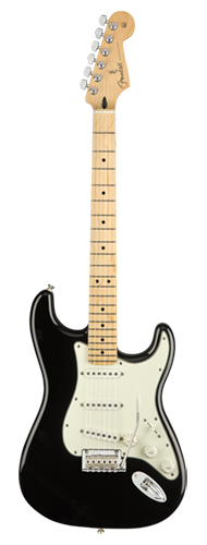 GUITARRA FENDER PLAYER STRATOCASTER MN 014-4502-506 BLACK