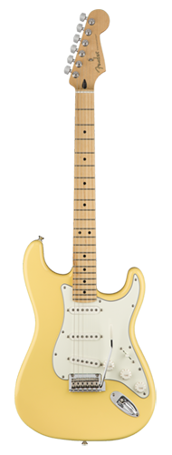 GUITARRA FENDER PLAYER STRATOCASTER MN 014-4502-534 BUTTERCREAM
