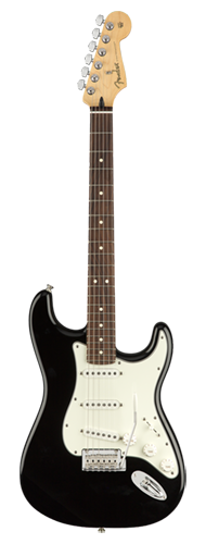 GUITARRA FENDER PLAYER STRATOCASTER PF 014-4503-506 BLACK