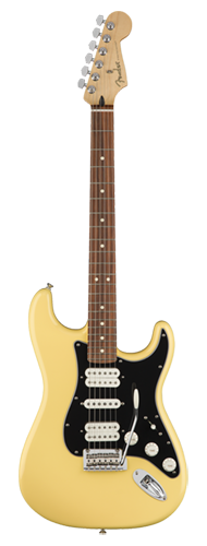 GUITARRA FENDER PLAYER STRATOCASTER HSH PF 014-4533-534 BUTTERCREAM