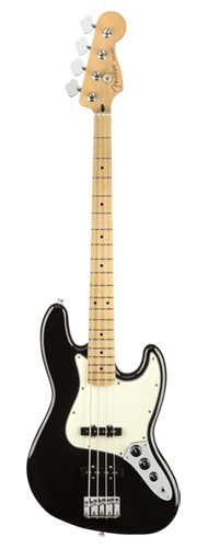 CONTRABAIXO FENDER PLAYER JAZZ BASS MN 014-9902-506 BLACK