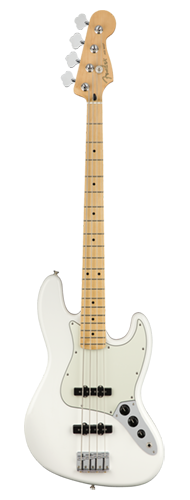 CONTRABAIXO FENDER PLAYER JAZZ BASS MN 014-9902-515 POLAR WHITE