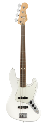 CONTRABAIXO FENDER PLAYER JAZZ BASS PF 014-9903-515 POLAR WHITE