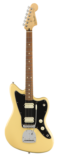 GUITARRA FENDER PLAYER JAZZMASTER PF 014-6903-534 BUTTERCREAM