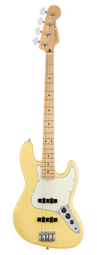CONTRABAIXO FENDER PLAYER JAZZ BASS MN 014-9902-534 BUTTERCREAM