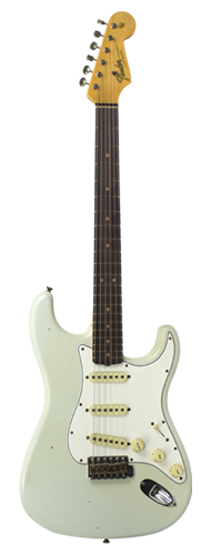 GUITARRA FENDER 64 STRATOCASTER JOURNEYMAN RELIC LTD EDITION 923-5000-514 S.FADED AGED S.BLUE