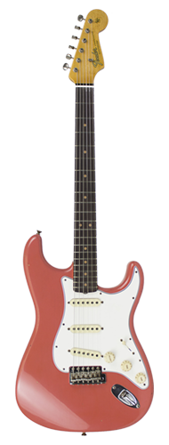 GUITARRA FENDER 64 STRATOCASTER JOURNEYMAN RELIC LTD EDITION 923-5000-516 S.FADED AGED F.RED