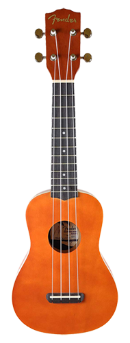 UKULELE FENDER HERMOSA SOPRANO 097-1620-022 NATURAL