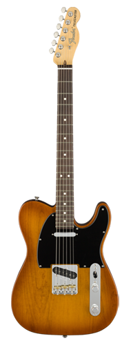 GUITARRA FENDER 011 5110 - AM PERFORMER TELECASTER RW - 342 - HONEY BURST