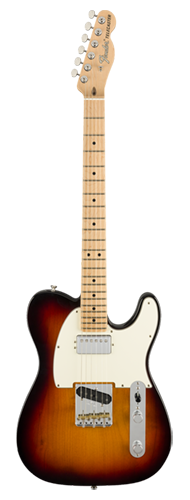 GUITARRA FENDER AM PERFORMER TELECASTER HUM MN 011-5122-300 3-COLOR SUNBURST