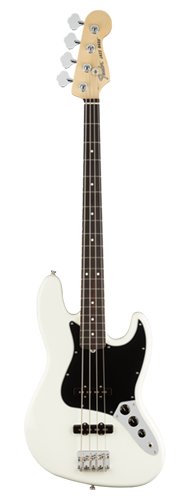 CONTRABAIXO FENDER AM PERFORMER JAZZ BASS RW 019-8610-380 ARCTIC WHITE