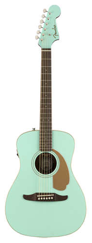 VIOL�O FENDER MALIBU PLAYER 097-0722-008 AQUA SPLASH