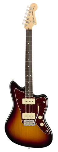 GUITARRA FENDER 011 5210 - AM PERFORMER JAZZMASTER RW - 300 - 3-COLOR SUNBURST