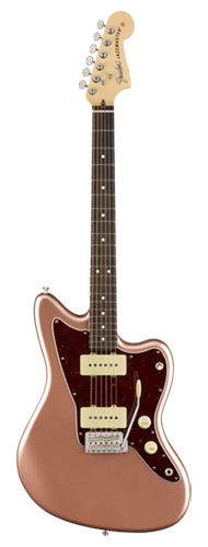 GUITARRA FENDER 011 5210 - AM PERFORMER JAZZMASTER RW - 384 - PENNY