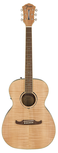 VIOL�O FENDER CONCERT FA-235E INDIAN LAUREL 097-1252-021 NATURAL